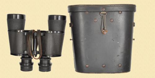 GERMAN WWII BINOCULARS - M7539