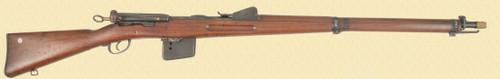 SWISS MODEL 1889 INFANTRY RIFLE - Z41461