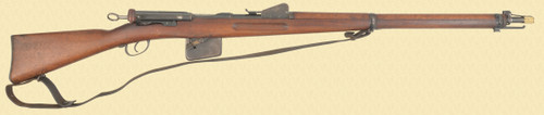 SWISS 1889 INFANTRY RIFLE - Z41449