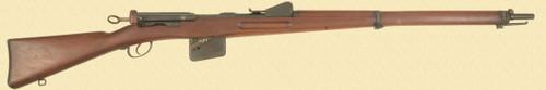 SWISS MODEL 1889 INFANTRY RIFLE - Z41460