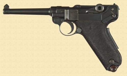 """SWISS 1929 BERN COMMERCIAL """"P"""" PREFIX - Z15589"""