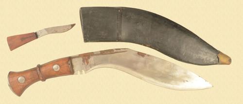 KUKRI KNIFE - M7572