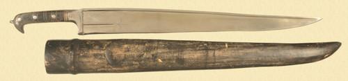 KNIFE/SWORD - M7573