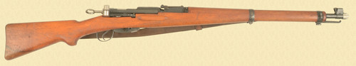 SWISS K 31 CARBINE - Z41523