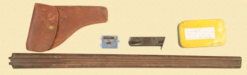 OUTERS GUNSLICK STOCK FINISH KIT + MISC - C43834