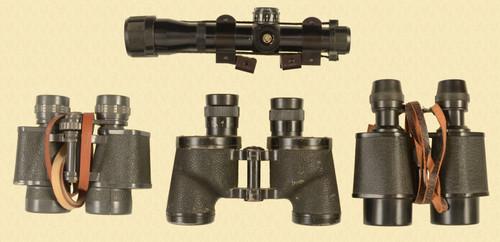 NASH KELVINATOR BINOCULAR M-13 - M7605