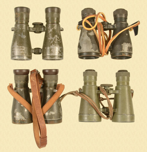 GERMANY IMPERIAL WWI  FIELD GLASSES - M7607
