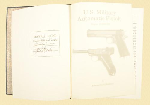 U S MILITARY PISTOLS 1894 - 1920 DELUXE VOL 1 - C43634