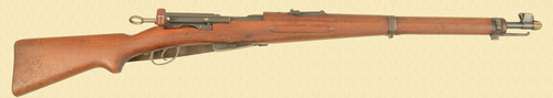 SWISS MODEL 1911 CARBINE  K11 - Z41398