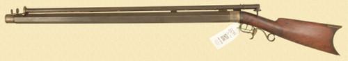 A.E. WHITMORE CIVIL WAR ERA HEAVY SNIPER RIFLE - D15815