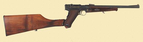 DWM 1920 LUGER CARBINE - D15824