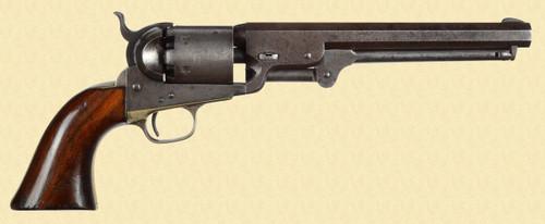 COLT MODEL 1851 NAVY REVOLVER - Z24228