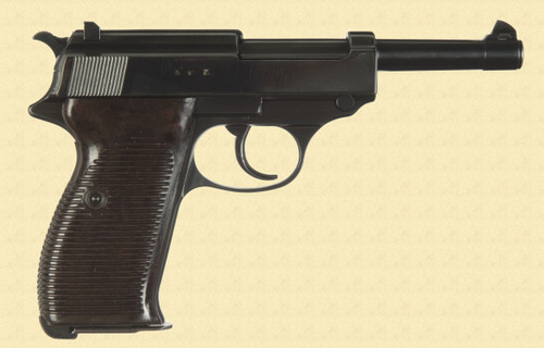 WALTHER P38 480 CODE - D10049