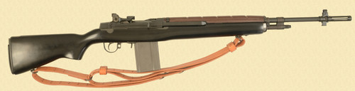 SPRINGFIELD ARMORY M1A NATIONAL MATCH - C44069