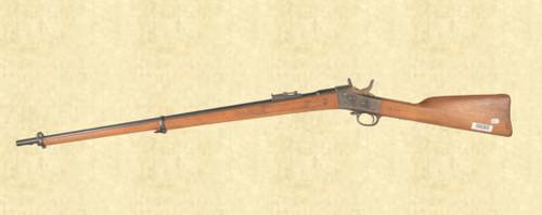 CARL GUSTAF 1867 ROLLING BLOCK RIFLE - Z39620