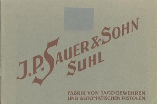 J.P. SAUER & SOHN SUHL - M1441
