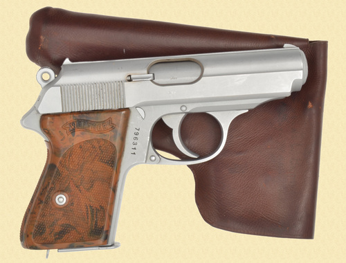 WALTHER MOD  PPK (PRE-WAR) - C44239