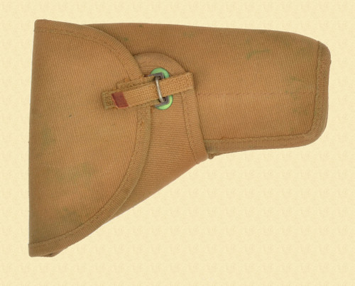 CANADIAN CANVAS INGLIS HI POWER HOLSTER 1945 - C44527