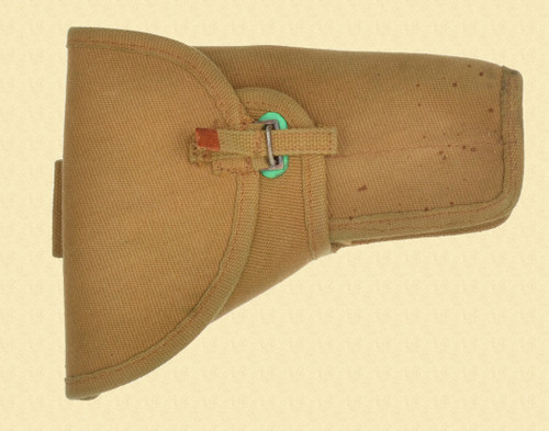 CANADIAN CANVAS INGLIS HI POWER HOLSTER 1945 - C44528