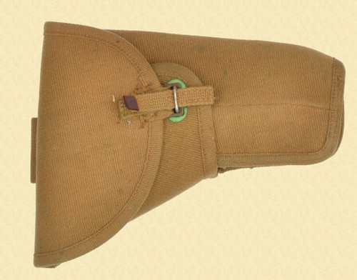 CANADIAN CANVAS INGLIS HI POWER HOLSTER 1945 - C44529