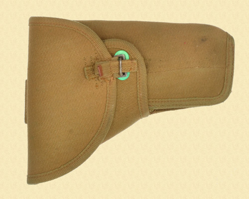 CANADIAN CANVAS INGLIS HI POWER HOLSTER 1945 - C44530