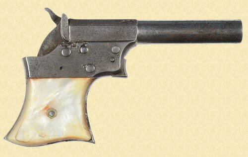 REMINGTON VEST POCKET PISTOL - C16438