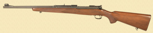 WINCHESTER M70 SHORT RIFLE (CARBINE) - C44557