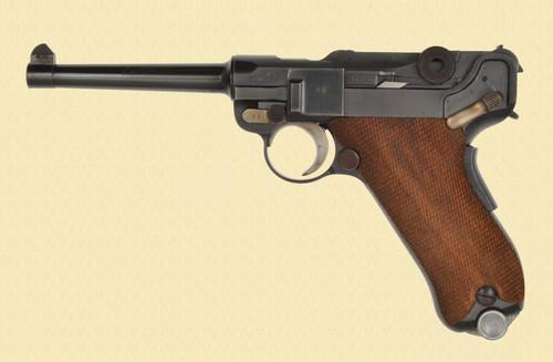 MAUSER LUGER  BANNER - Z38653