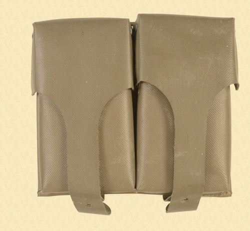 FN FAL MAGAZINES AND POUCH - M7692