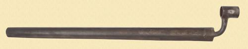 AUSTRIAN MODEL 1849 SABER BLADE BAYONET - M7346