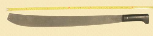 COLLINS & CO MACHETE No 323 - C44963