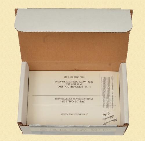 L W SEECAMP LWS 32 BOX - C44986