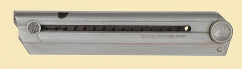 GERMAN LUGER SCHMEISSER MAGAZINE - M7764