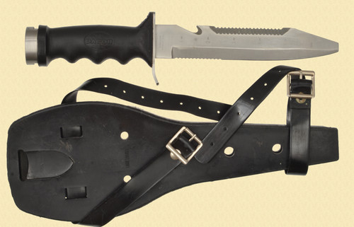 DACOR DIVERS KNIFE - C44989