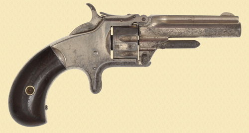 S&W MODEL 1 THIRD ISSUE REVOLVER - C44993