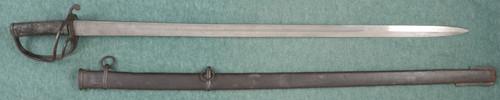 BRITISH PATTERN 1853 CAVALRY SABER - C45006