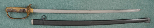 JAPAN TYPE 19 CAVALRY COMPANY GRADE SWORD - C45013