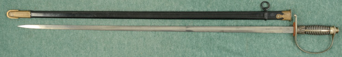 GERMAN WW2 Police Sword - C45207