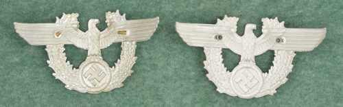 GERMAN NAZI CAP EAGLE REPRODUCTION - C42393