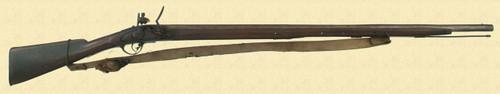 ENGLISH TRADE MUSKET - M3218