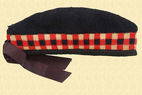 BRITISH HIGHLANDERS CAP - M1682