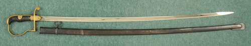 GERMAN Ordnance Sword - C45214