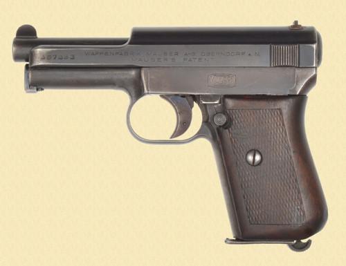 MAUSER MODEL 1914 PISTOL - C45500