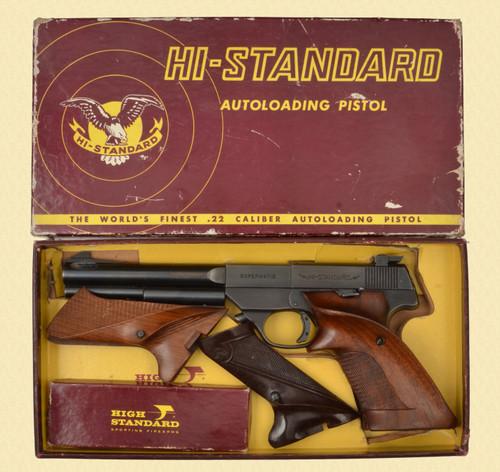 HIGH STANDARD SUPERMATIC S-101 - C45039