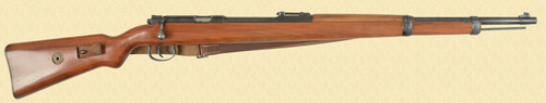 MAUSER DSM 34 TRAINING RIFLE - D8302