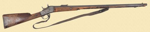 CARL GUSTAF 1867 ROLLING BLOCK - C44901