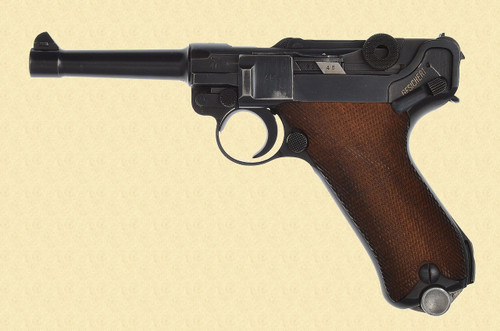 MAUSER 1941 BANNER POLICE - C29151