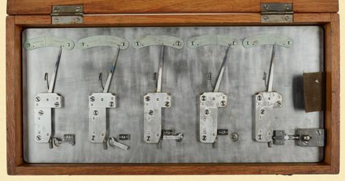 SWISS WF LUGER EXTRACTOR GAUGE SET - C24169