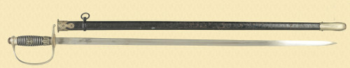 GERMAN POLICE DRESS SWORD - C45724