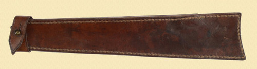 BRITISH WW2 MACHETE SCABBARD - M6298